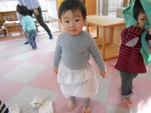 ☆スカートを履いた子②☆